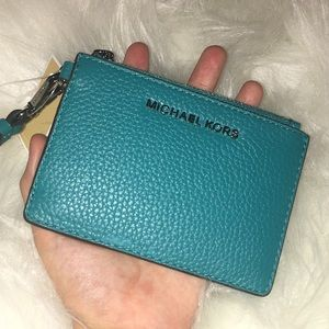 Michael Kors coin purse wristlet